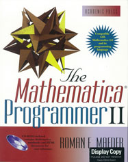 The Mathematica Programmer II