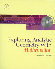 Exploring Analytic Geometry with <i>Mathematica</i>
