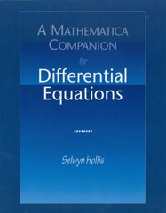 A Mathematica Companion for Differential Equations