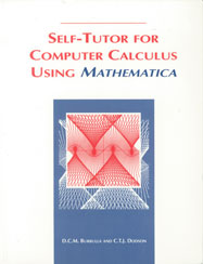Self-Tutor for Computer Calculus Using Mathematica