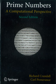 Prime Numbers: A Computational Perspective, Second Edition