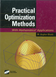 Practical Optimization Methods with Mathematica Applications