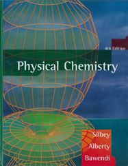 Physical Chemistry, Fourth Edition