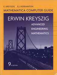 Mathematica Computer Guide: A Self-Contained Introduction for Erwin Kreyszig's
