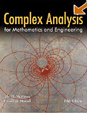 Complex Analysis for Mathematics and Engineering, Fifth Edition