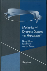 Mechanics and Dynamical Systems with Mathematica