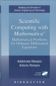 Scientific Computing with Mathematica: Mathematical Problems for Ordinary Differential Equations