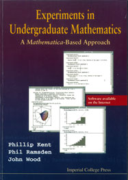 Experiments in Undergraduate Mathematics: A Mathematica-Based Approach