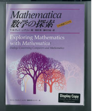 Exploring Mathematics with Mathematica (Japanese translation)