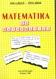 Matematika �s Mathematica