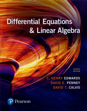 Differential Equations & Linear Algebra, fourth edition