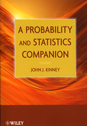 A Probability and Statistics Companion