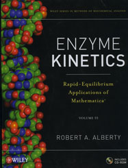 Enzyme Kinetics, Rapid-Equilibrium Applications of Mathematica