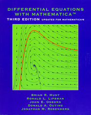 Differential Equations with Mathematica, Third Edition