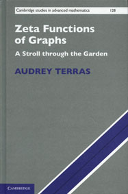 Zeta Functions of Graphs, A Stroll through the Garden