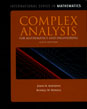 Complex Analysis for Mathematics and Engineering, sixth edition
