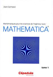 Math�matiques pour les sciences de l'ing�nieur avec Mathematica
