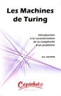Les Machines De Turing - Introduction  La Caractrisation De La Complexit D'un Problme