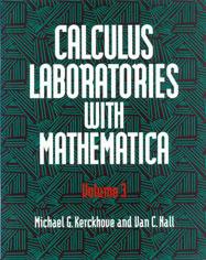 Calculus Laboratories with Mathematica, Volume 3