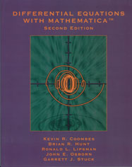 Differential Equations with Mathematica, Second Edition