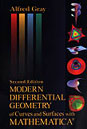 Modern Differential Geometry of Curves and Surfaces with Mathematica, Second Edition