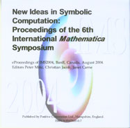 New Ideas in Symbolic Computation: Proceedings of the 6th International Mathematica Symposium