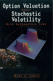 Option Valuation under Stochastic Volatility with Mathematica Code