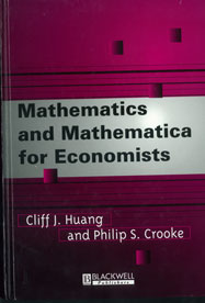 Mathematics and Mathematica for Economists