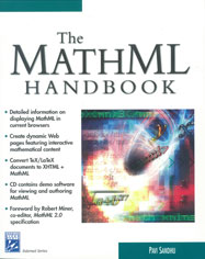 The MathML Handbook