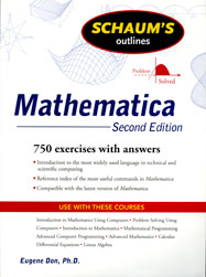 Schaum's Outline of Mathematica, Second Edition