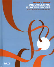 Visualizing Quaternions: Series in Interactive 3D Technology