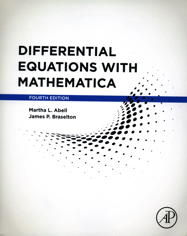 Differential Equations with Mathematica, Fourth Edition