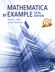 Mathematica by Example, Fifth Edition