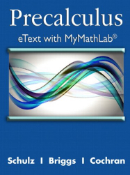 Precalculus eText with MyMathLab