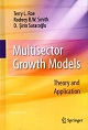 Multisector Growth Models: Theory and Applications