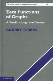 Zeta Functions of Graphs, A Stroll through the Garden