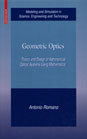 Geometric Optics:Theory and Design of Astronomical Optical Systems Using Mathematica
