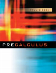 Precalculus, First Edition