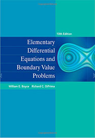 Elementary Differential Equations and Boundary Value Problems, 10th Edition