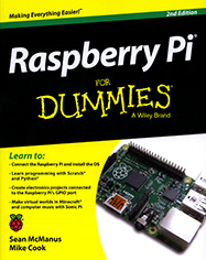 Raspberry Pi for Dummies, second edition