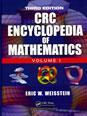 The CRC Encyclopedia of Mathematics, Third Edition