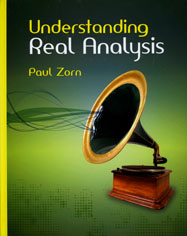 Understanding Real Analysis