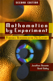 Mathematics by Experiment, Plausible Reasoning in the 21st Century, second edition