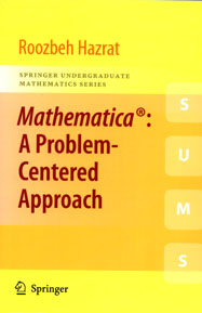 Mathematica: A Problem-Centered Approach
