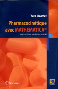 Pharmacocinetique avec Mathematica