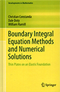 Boundary Integral Equation Methods and Numerical Solutions: Thin Plates on an Elastic Foundation