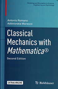 Classical Mechanics with Mathematica, second edition