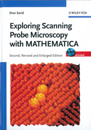 Exploring Scanning Probe Microscopy with Mathematica, Second Edition