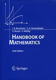 Handbook of Mathematics, Sixth Edition