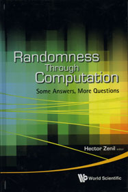 Randomness Through Computation, Some Answers, More Questions